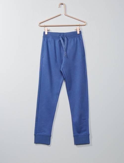 Joggingbroek                                                                                                                             blauw Kinderkleding jongens