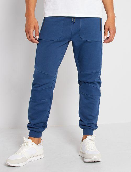 Joggingbroek                             blauw