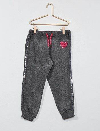 Joggingbroek met strass - Kiabi