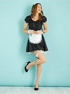Dames verkleedkleding - Kamermeisje verkleedkostuum