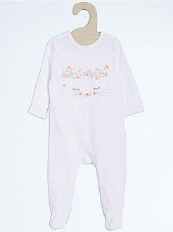 Pyjama, badjas - Katoenen pyjama - Kiabi