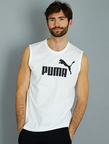Katoenen top van 'Puma' - Kiabi