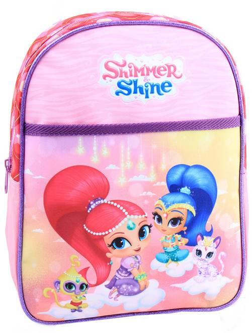 Kleine rugzak van 'Shimmer and shine'                             ROSE Kinderkleding meisjes