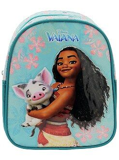 Kinder tassen - Kleine rugzak van 'Vaiana' - Kiabi