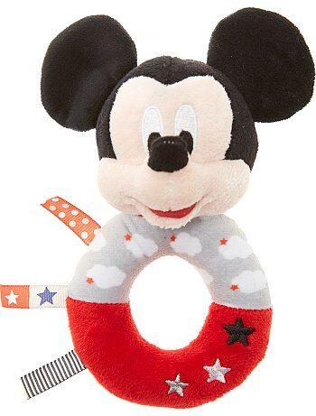 Knuffel-rammelaar van 'Mickey' - Kiabi