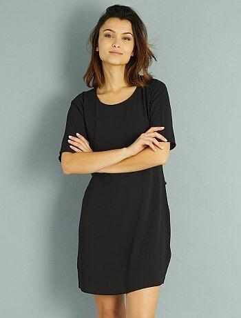 Korte jurk van 'Jacqueline de Yong' - Kiabi