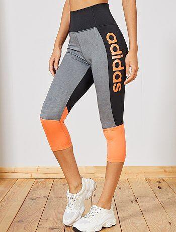 8fcfd49587e Damesmode maat 34-48 - Korte legging van 'Adidas' - Kiabi