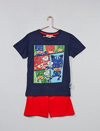 Korte pyjama van 'Pyjamahelden' - Kiabi