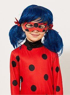 Accessoires - 'Ladybug'-pruik van 'Miraculous' - Kiabi