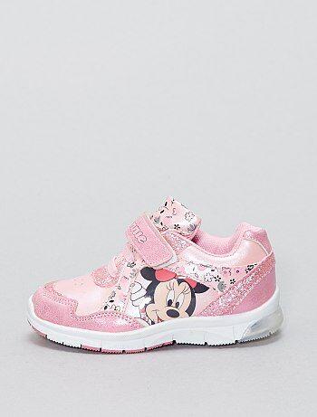 Lage, lichtgevende sneakers van 'Disney' - Kiabi