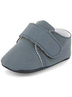 Lage schoenen met klittenband - Kiabi