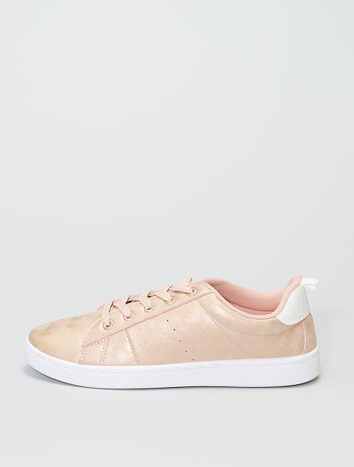 Lage sneakers                             ROSE