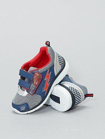 Jongenskleding 3-12 jaar - Lage sneakers van 'Cars' van 'Disney' - Kiabi
