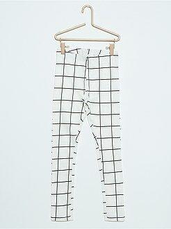 Legging - Lange bedrukte legging