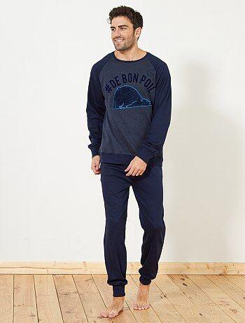 Lange, dikke pyjama - Kiabi