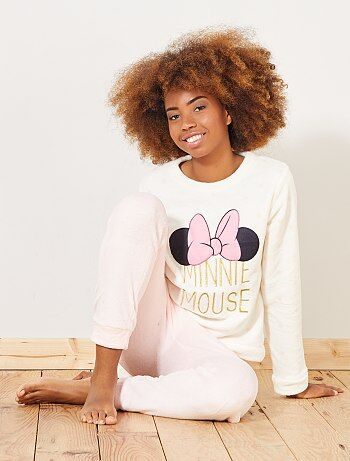 Lange 'Disney'-pyjama van 'Minnie Mouse' - Kiabi