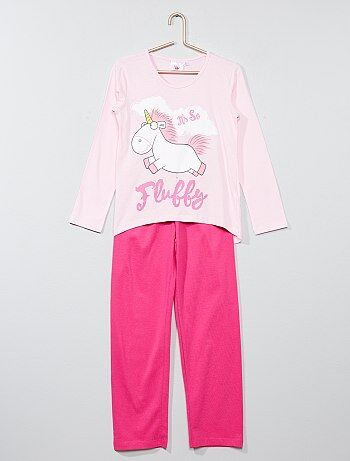 Lange eenhoornpyjama van 'Verschrikkelijke Ikke' - Kiabi