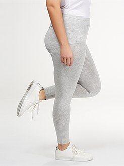 Lange, katoenen stretch legging