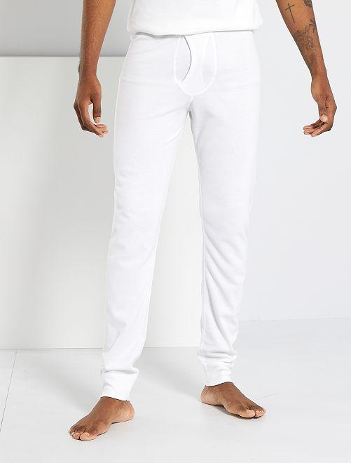 Lange onderbroek Thermolactyl 'Damart'                                                                 wit