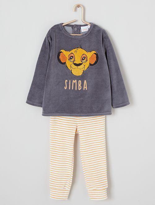 Lange pyjama 'De Leeuwenkoning'                                                     simba