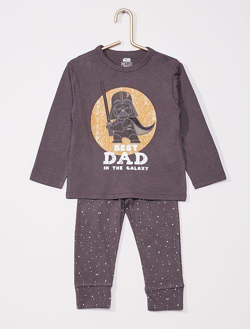 Lange pyjama 'Star Wars'                             GRIJS