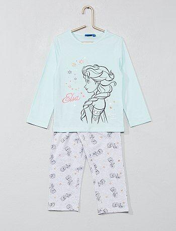 Lange pyjama van 'Frozen' - Kiabi