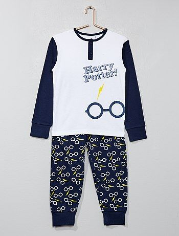Lange pyjama van 'Harry Potter' - Kiabi