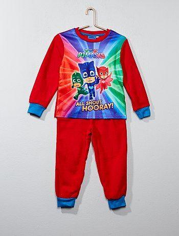 Lange pyjama van 'Pyjamahelden' - Kiabi