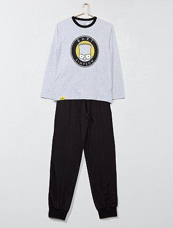 Lange pyjama van 'The Simpsons' - Kiabi