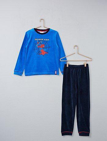 Lange, tweedelige pyjama van 'Spider-Man' - Kiabi