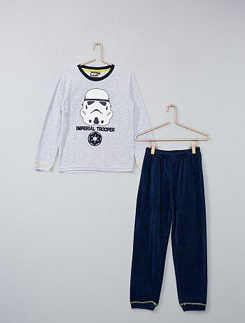 Lange, tweedelige pyjama van 'Star Wars' - Kiabi