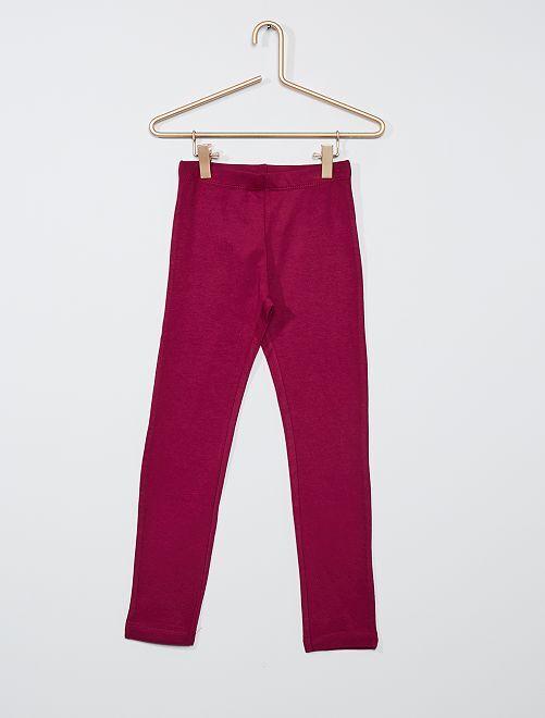 Legging 'Ecodesign'                                                                                                                                                                 paars