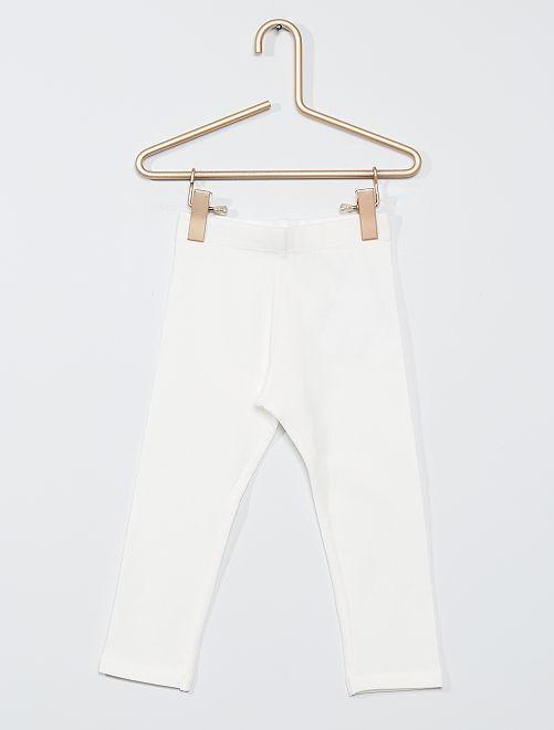 Legging 'Ecodesign'                                                                                                                 sneeuw wit