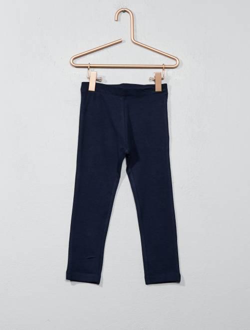 Legging stretch                                                                                                                                         blauw