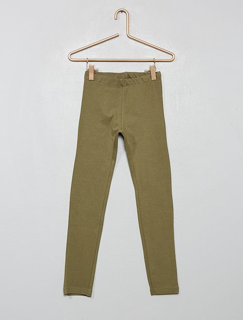 Legging stretch                                                                                         groen