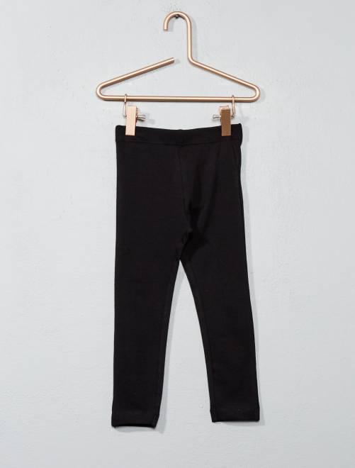 Legging stretch                                                                                                                                                         zwart