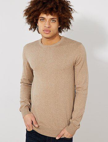 Lichte trui met een ronde hals - Kiabi