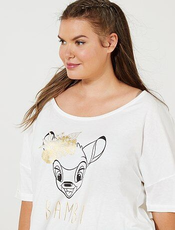 Loose T-shirt van 'Disney' - Kiabi
