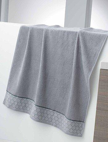 Maxi-badhanddoek van 150 x 90 cm 450 gr - Kiabi