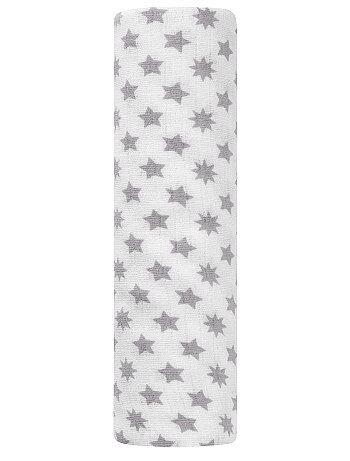 Maxi-luierdoek van 100% katoen met print - Kiabi