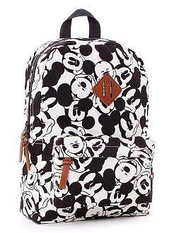 Kinder tassen - Middelgrote rugzak van 'Mickey' - Kiabi