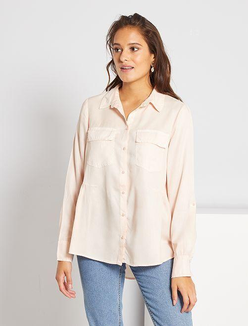 Nachthemd in liketstijl                             ROSE