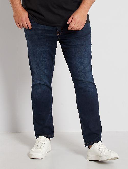 Nauwsluitende jeans L30                                         indigo