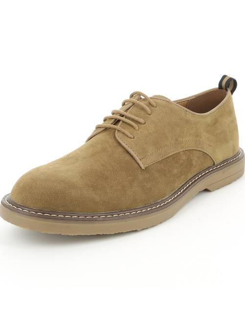 Nette schoenen van suèdine                     BIEGE Herenkleding
