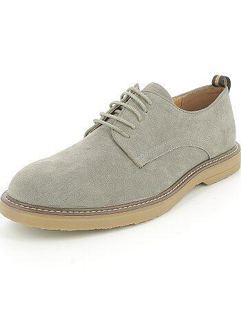 Nette schoenen van suèdine - Kiabi
