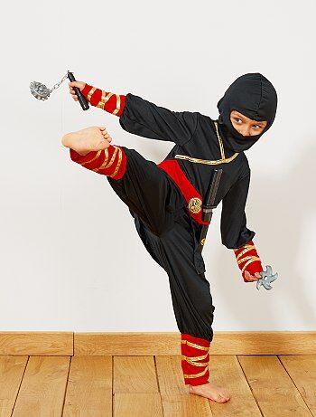 Ninjakostuum met accessoires - Kiabi
