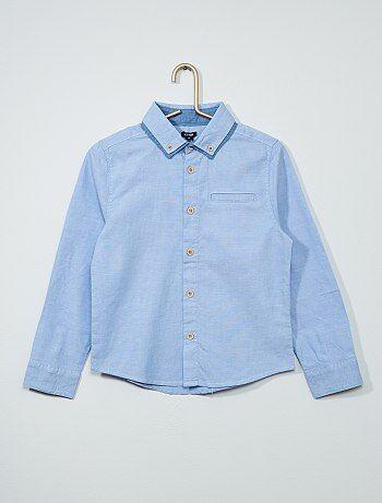 d9fca65cf98baa Sales goedkope kinder overhemden jongens, met lange of korte mouw ...