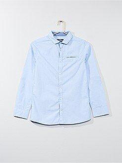 Kinder shirts - Overhemd van 100% katoen
