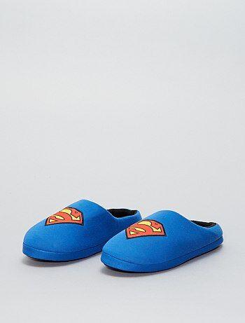 Pantoffels van Superman van 'DC Comics' - Kiabi