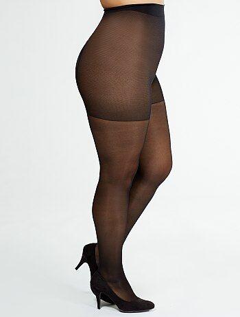 Damesmode grote maten - Panty Caresse van 'Sanpellegrino' 40D - Kiabi